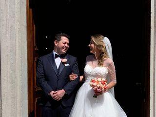 Le nozze di Lisa  e Roberto  1