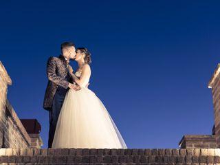 Le nozze di Chiara e Thomas