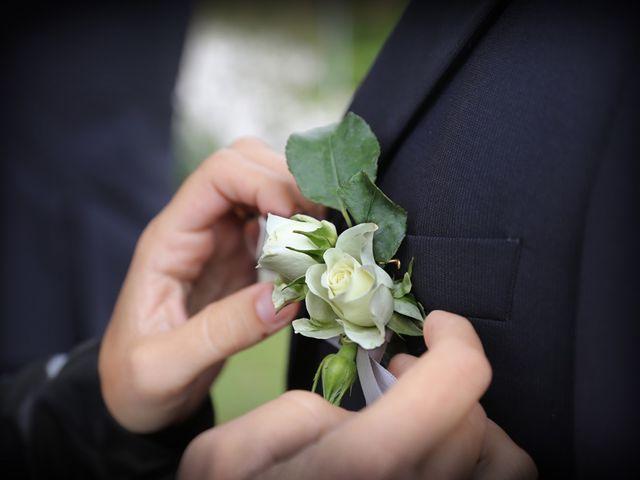 Il matrimonio di Matteo e Silvia a Aquileia, Udine 14