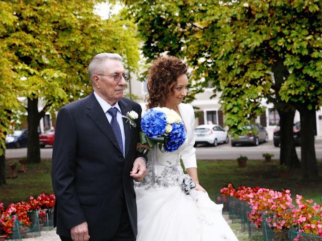 Il matrimonio di Matteo e Silvia a Aquileia, Udine 16