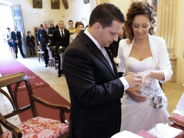 Il matrimonio di Matteo e Silvia a Aquileia, Udine 18