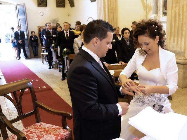 Il matrimonio di Matteo e Silvia a Aquileia, Udine 19