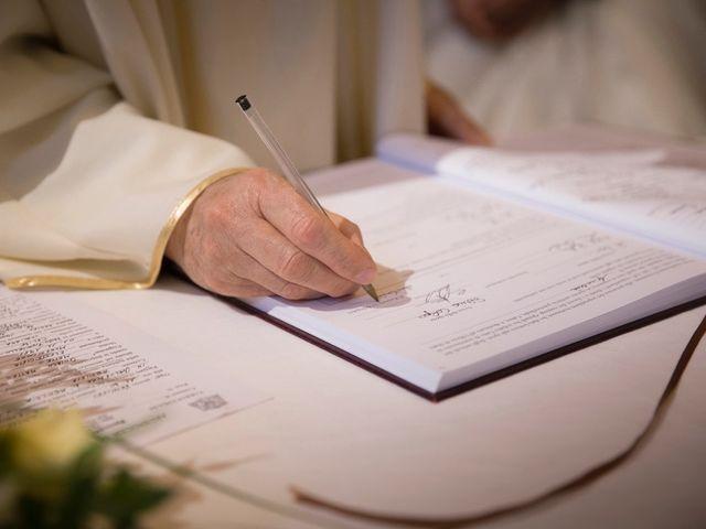 Il matrimonio di Matteo e Silvia a Aquileia, Udine 20