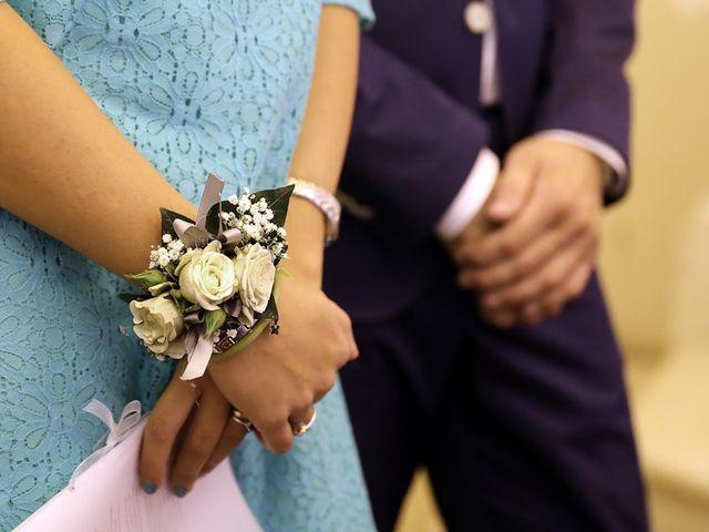 Il matrimonio di Matteo e Silvia a Aquileia, Udine 21