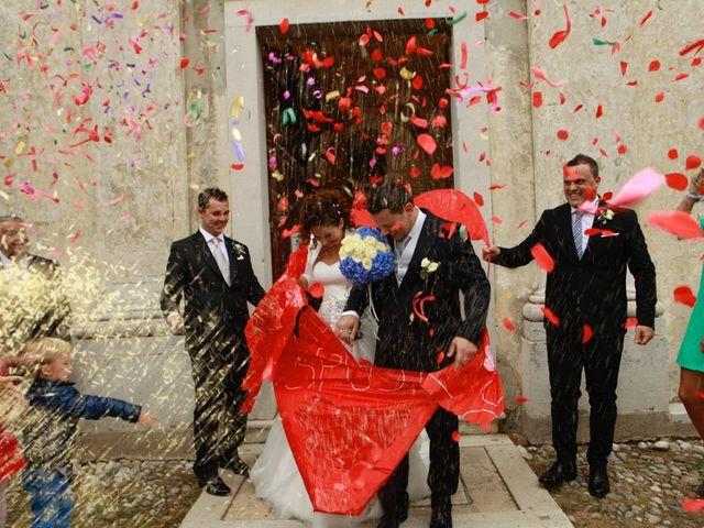 Il matrimonio di Matteo e Silvia a Aquileia, Udine 22