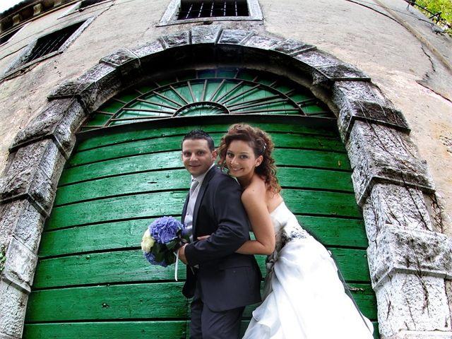 Il matrimonio di Matteo e Silvia a Aquileia, Udine 26