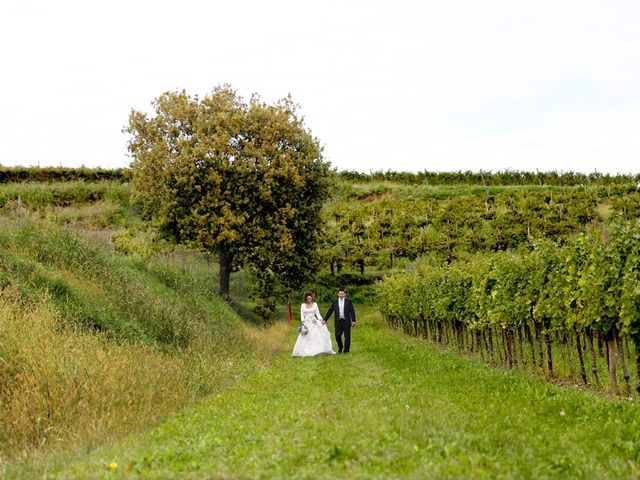 Il matrimonio di Matteo e Silvia a Aquileia, Udine 1
