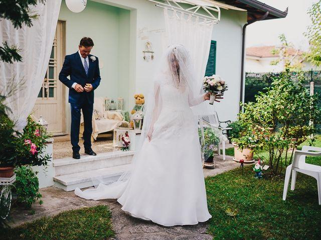 Il matrimonio di Alin e Sara a Forte dei Marmi, Lucca 29
