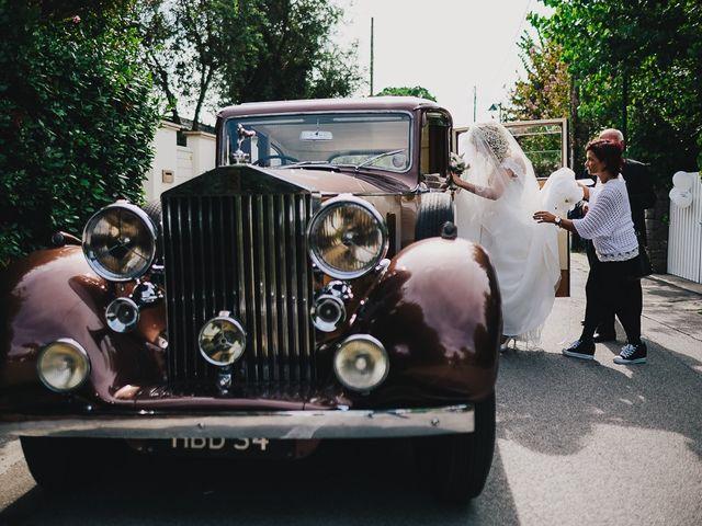 Il matrimonio di Alin e Sara a Forte dei Marmi, Lucca 30