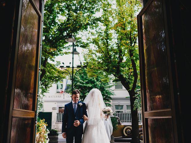 Il matrimonio di Alin e Sara a Forte dei Marmi, Lucca 34