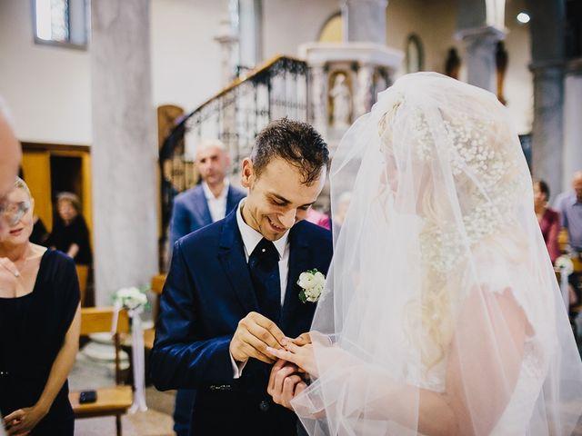 Il matrimonio di Alin e Sara a Forte dei Marmi, Lucca 41
