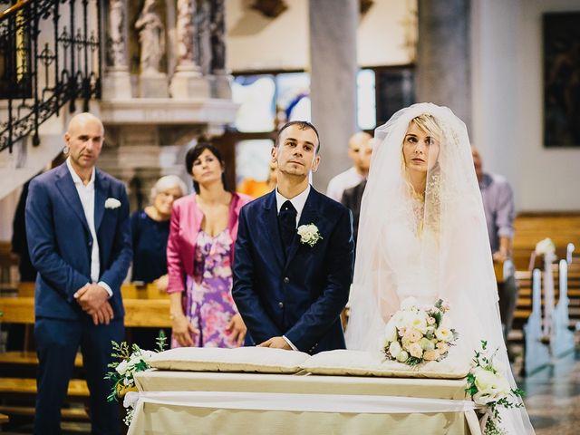 Il matrimonio di Alin e Sara a Forte dei Marmi, Lucca 43