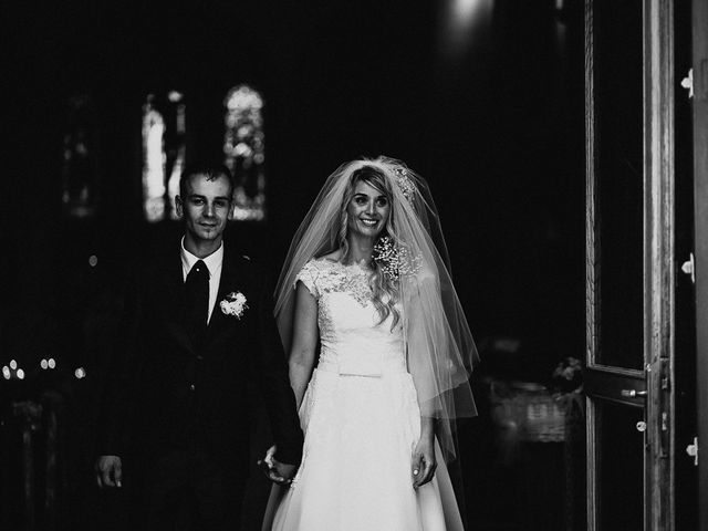 Il matrimonio di Alin e Sara a Forte dei Marmi, Lucca 46