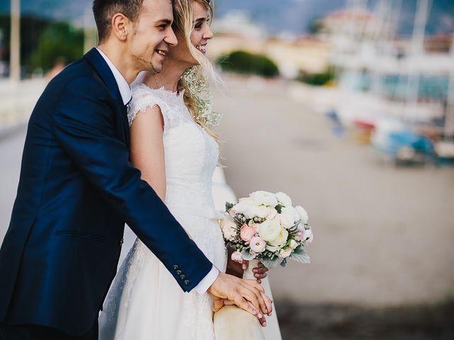 Il matrimonio di Alin e Sara a Forte dei Marmi, Lucca 52