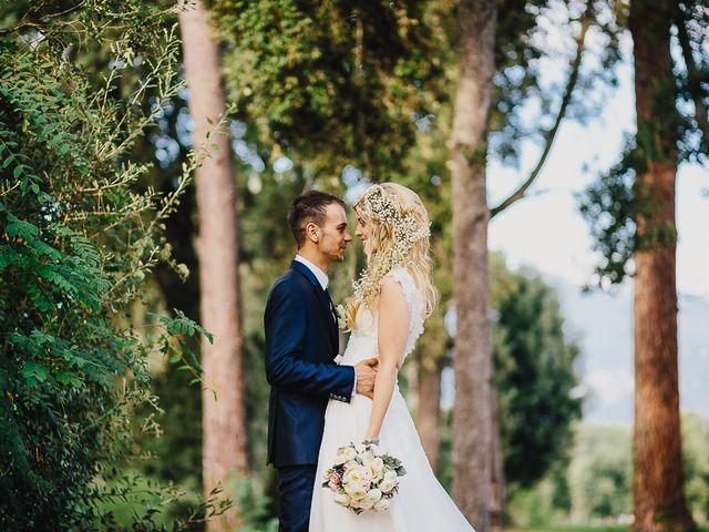 Il matrimonio di Alin e Sara a Forte dei Marmi, Lucca 1