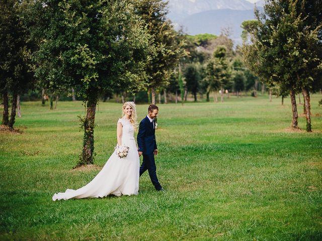 Il matrimonio di Alin e Sara a Forte dei Marmi, Lucca 58
