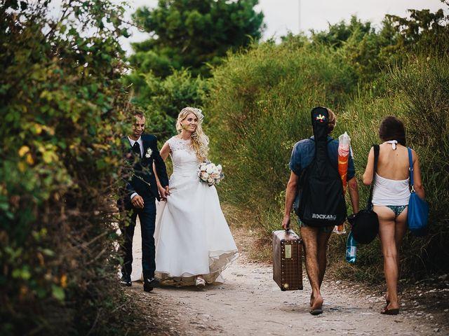 Il matrimonio di Alin e Sara a Forte dei Marmi, Lucca 60
