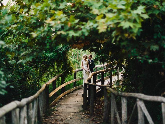 Il matrimonio di Alin e Sara a Forte dei Marmi, Lucca 61