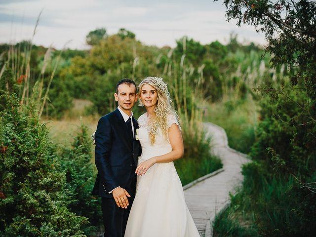 Il matrimonio di Alin e Sara a Forte dei Marmi, Lucca 64