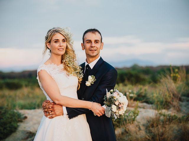 Il matrimonio di Alin e Sara a Forte dei Marmi, Lucca 68