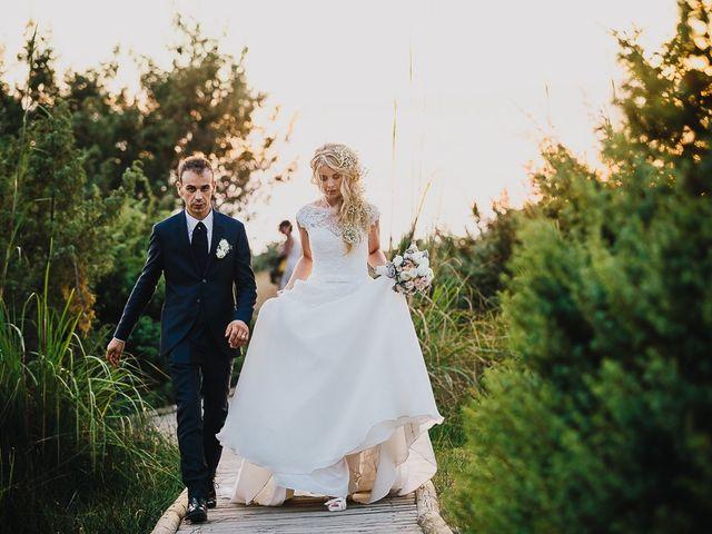 Il matrimonio di Alin e Sara a Forte dei Marmi, Lucca 72