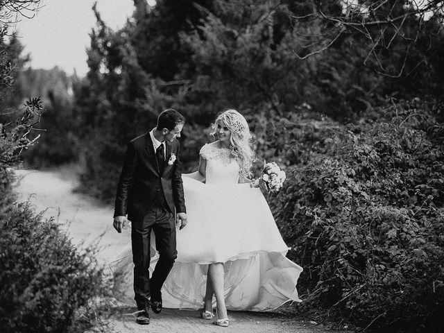 Il matrimonio di Alin e Sara a Forte dei Marmi, Lucca 74