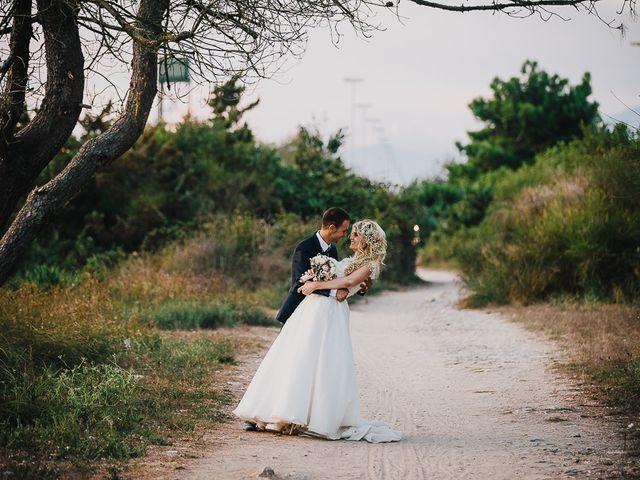 Il matrimonio di Alin e Sara a Forte dei Marmi, Lucca 75