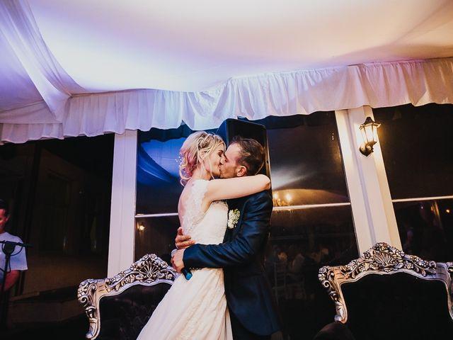 Il matrimonio di Alin e Sara a Forte dei Marmi, Lucca 91