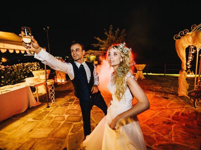 Il matrimonio di Alin e Sara a Forte dei Marmi, Lucca 105