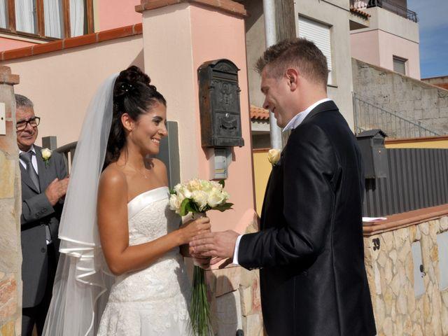 Il matrimonio di Matteo e Milena a Sinnai, Cagliari 12
