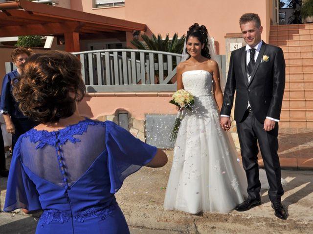 Il matrimonio di Matteo e Milena a Sinnai, Cagliari 13