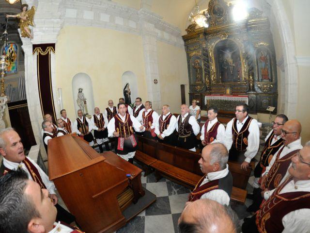 Il matrimonio di Matteo e Milena a Sinnai, Cagliari 20
