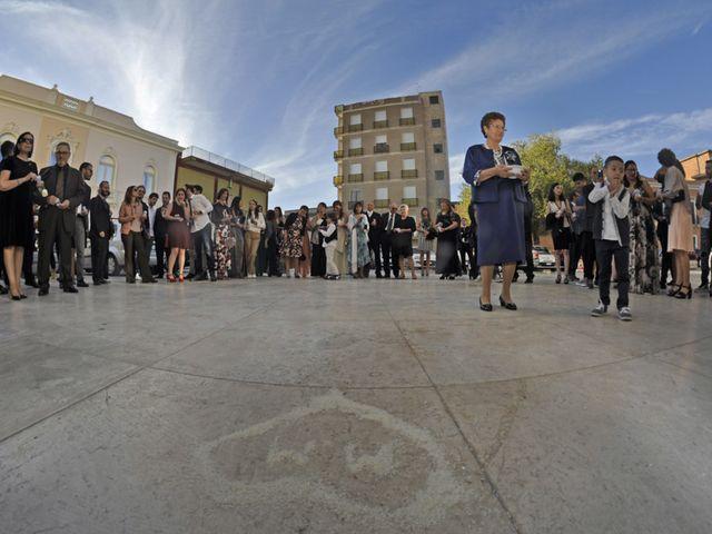 Il matrimonio di Matteo e Milena a Sinnai, Cagliari 21