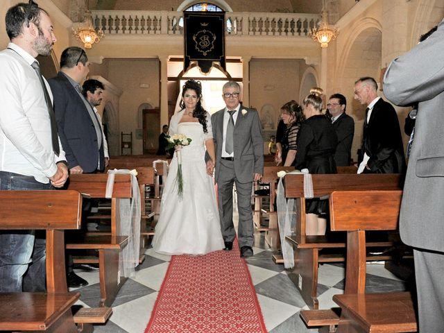 Il matrimonio di Matteo e Milena a Sinnai, Cagliari 25