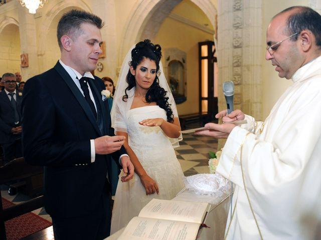 Il matrimonio di Matteo e Milena a Sinnai, Cagliari 27