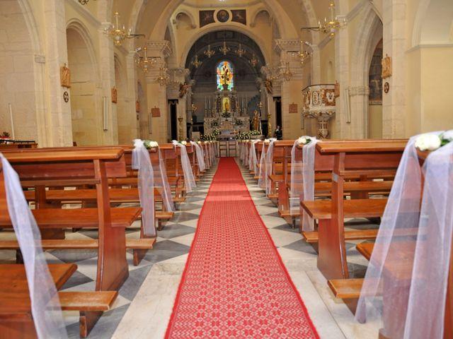 Il matrimonio di Matteo e Milena a Sinnai, Cagliari 29