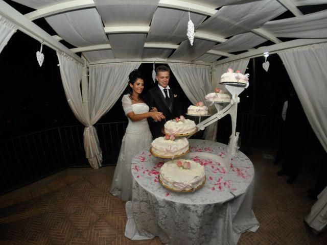 Il matrimonio di Matteo e Milena a Sinnai, Cagliari 40