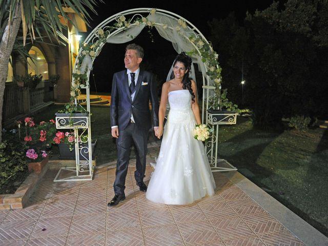 Il matrimonio di Matteo e Milena a Sinnai, Cagliari 41