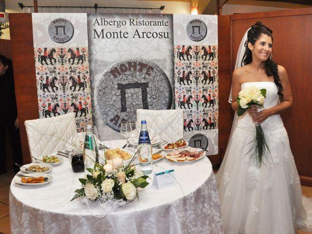 Il matrimonio di Matteo e Milena a Sinnai, Cagliari 46