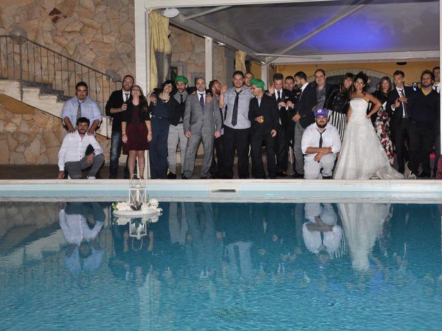Il matrimonio di Matteo e Milena a Sinnai, Cagliari 49