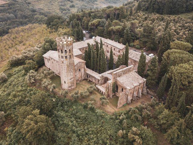 Il matrimonio di Ben e Lorna a Orvieto, Terni 4