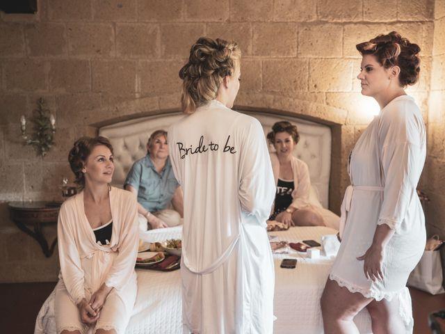 Il matrimonio di Ben e Lorna a Orvieto, Terni 9