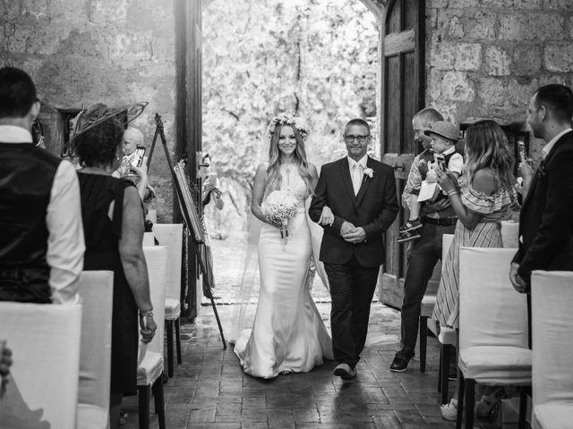 Il matrimonio di Ben e Lorna a Orvieto, Terni 17