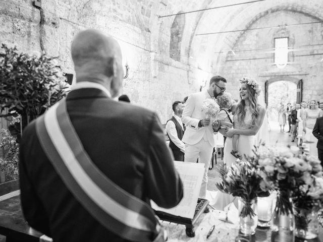 Il matrimonio di Ben e Lorna a Orvieto, Terni 20