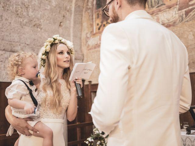 Il matrimonio di Ben e Lorna a Orvieto, Terni 24
