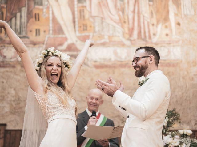 Il matrimonio di Ben e Lorna a Orvieto, Terni 26