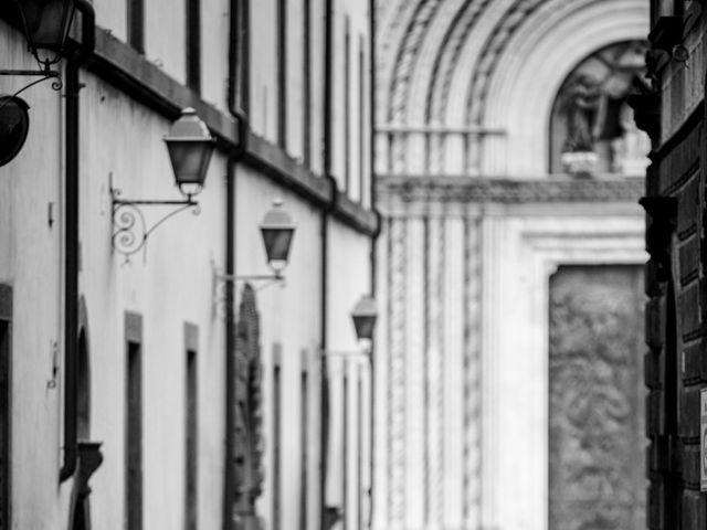 Il matrimonio di Ben e Lorna a Orvieto, Terni 28