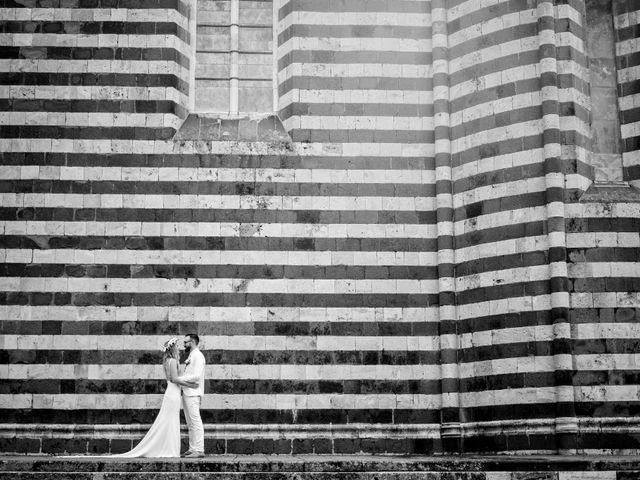 Il matrimonio di Ben e Lorna a Orvieto, Terni 29