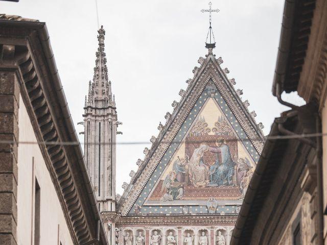 Il matrimonio di Ben e Lorna a Orvieto, Terni 30