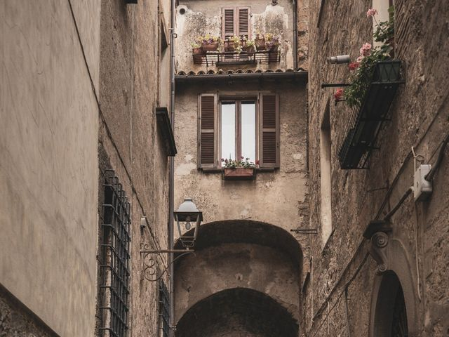 Il matrimonio di Ben e Lorna a Orvieto, Terni 32